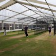 Cricket Cover Marquee