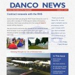 Danco Edition 3 Newsletter.Page 1