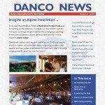 Danco Spring Newsletter_May 2016