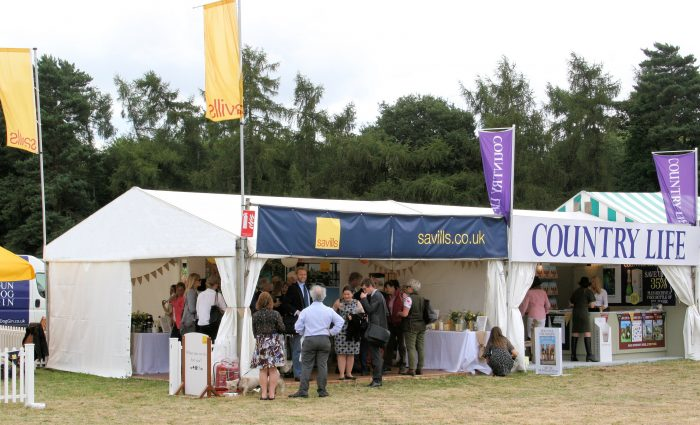 Trade Stands Glastonbury : Danco get their game on at hatfield house for the