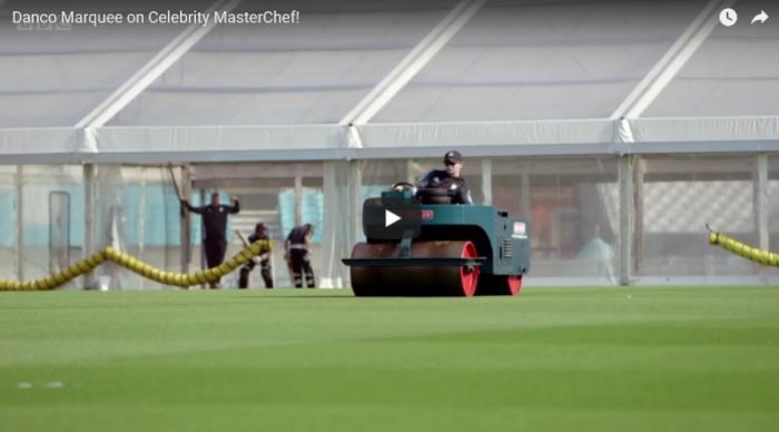 Surrey County Cricket Club on BBC Celebrity MasterChef