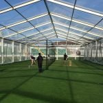 Somerset County Cricket Danco Marquee