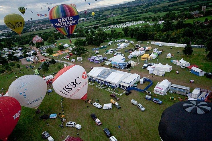 Bristol International Balloon Fiesta 2010