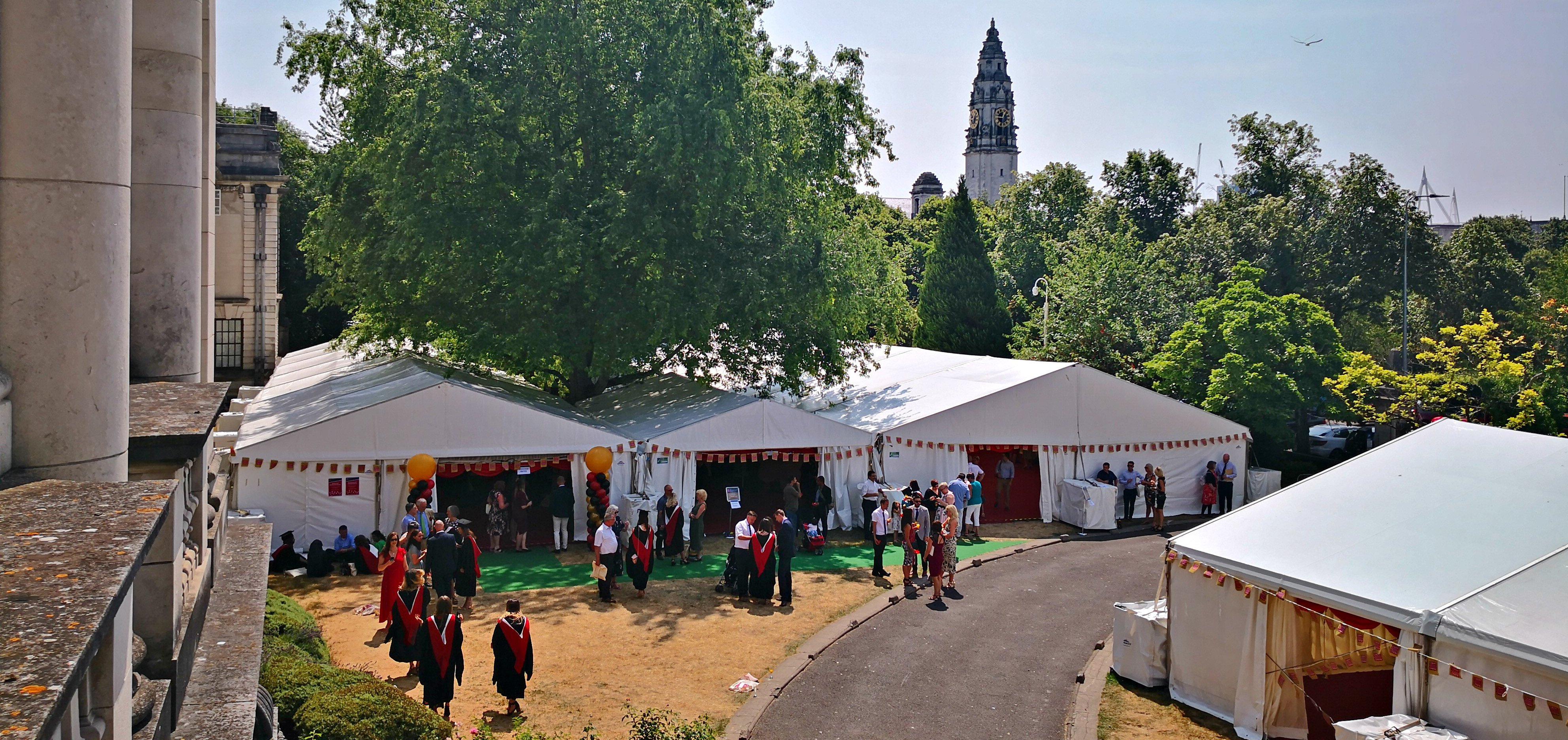Cardiff University Graduation 2018