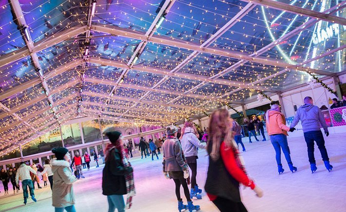 Event Marquees Amp Structures Cardiff Winter Wonderland
