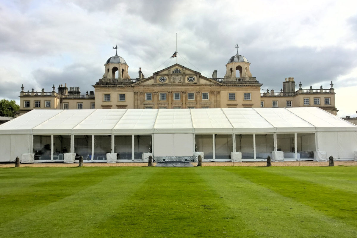 Danco Marquee Badminton House