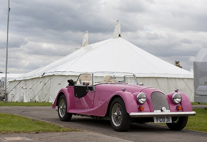 Morgan Centenary 2009