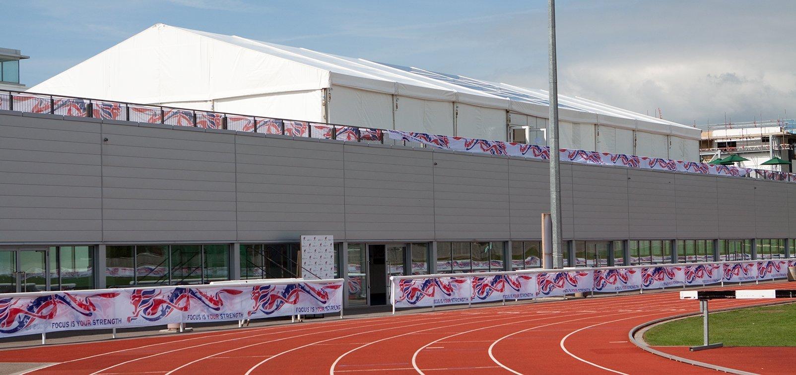 Paralympics GB - Danco Marquee