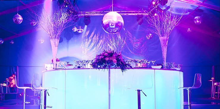 Party Celebration Marquee