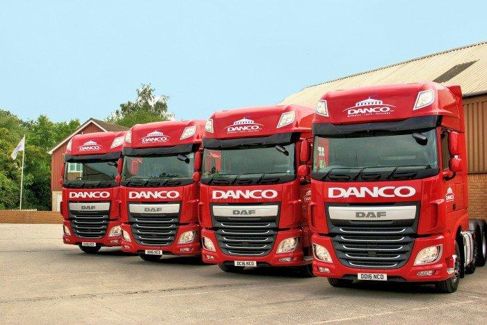 New Danco Trucks