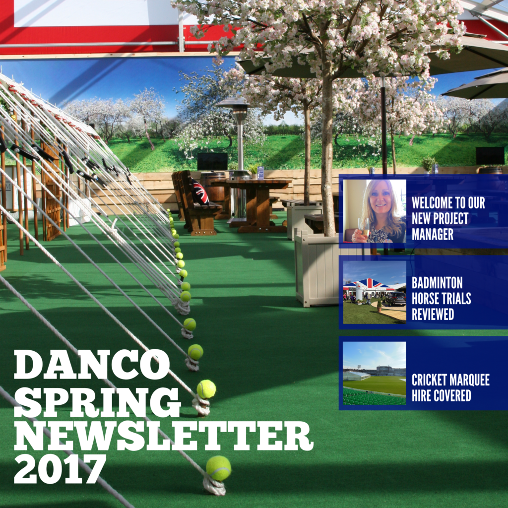 Danco Spring Newsletter 2017