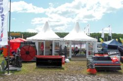 Exhibition Stands at Plantworx 2017
