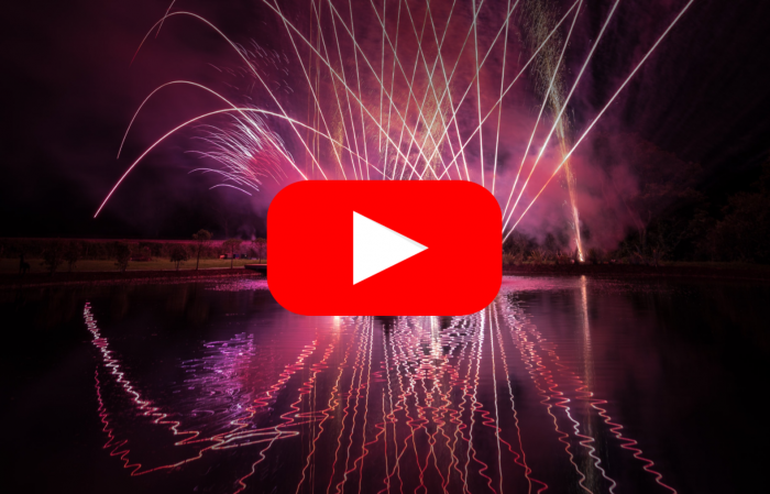 Wedding Fireworks_Danco Video
