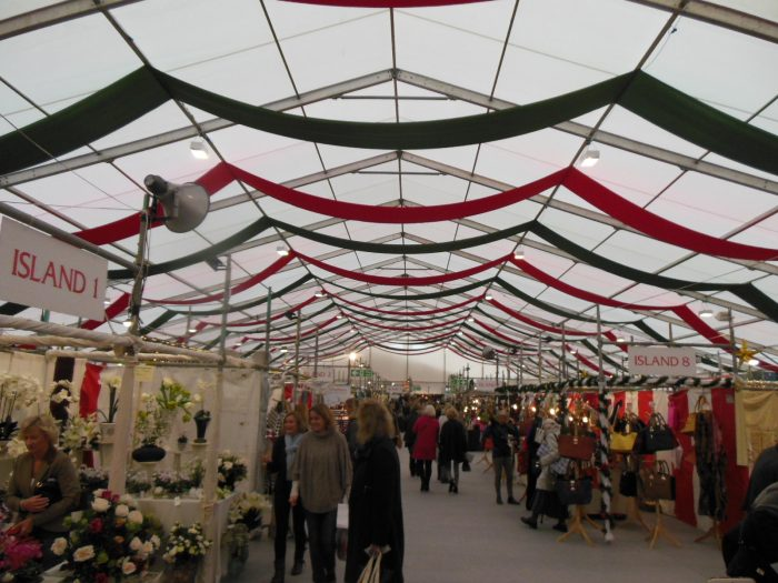 Clearspan Marquee from Danco at Mary Howard Fairs