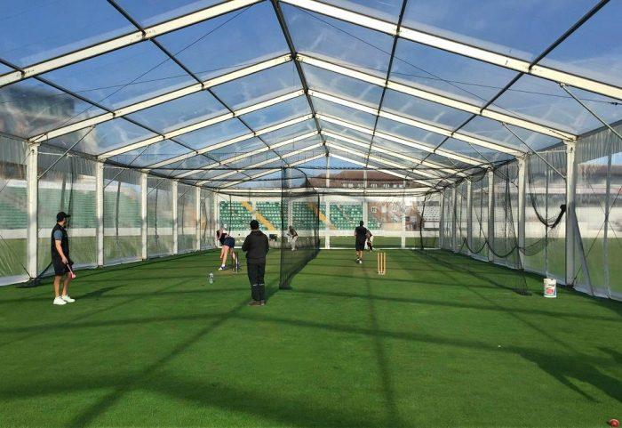 Somerset County Cricket Danco Cricket Nets Cover