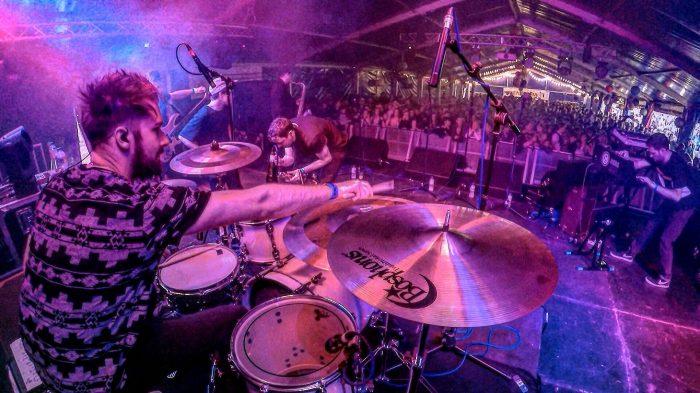 Nibley Festival Danco Marquee