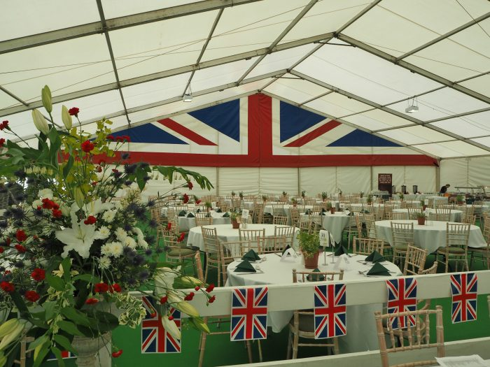 Danco Marquee At Badminton Horse Trial