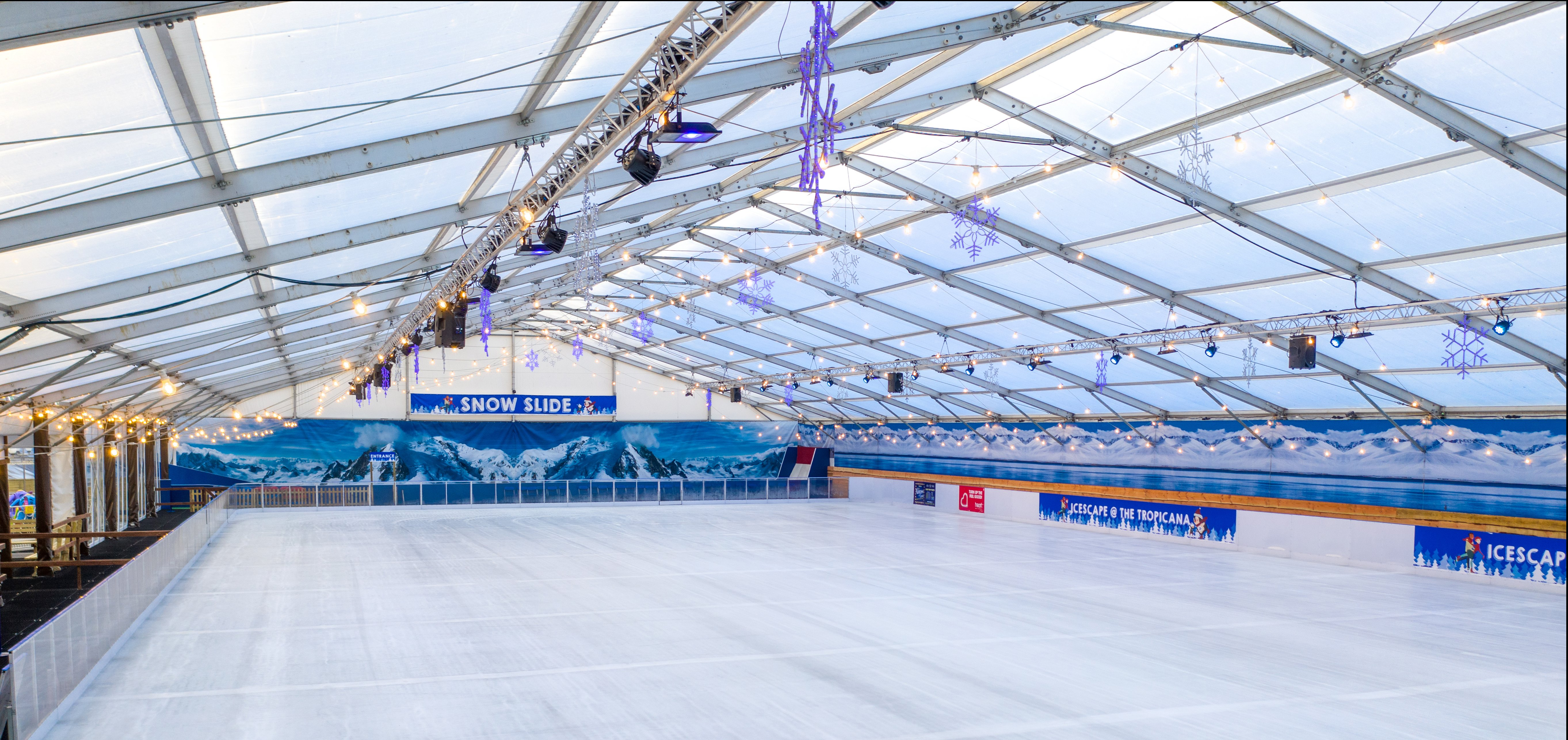 Icescape @ The Tropciana Ice Rink 2018