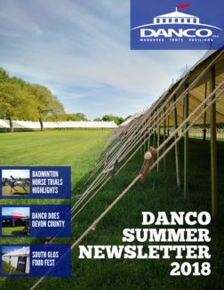 Danco Summer Newsletter 2018