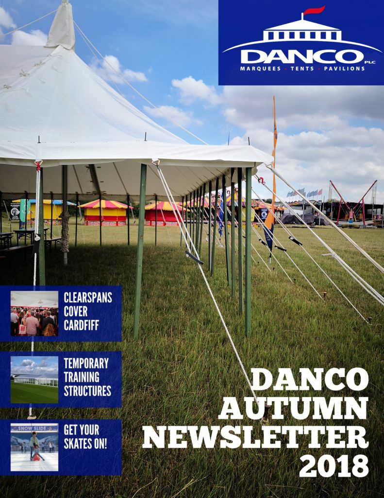 Danco Autumn Newsletter 2018