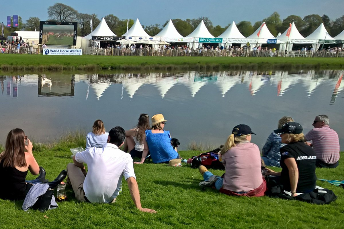 Badminton Horse Trials 2018