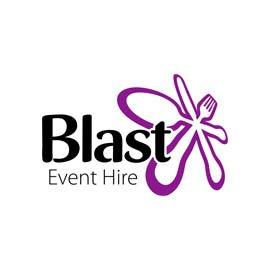 Blast Event Hire Logo