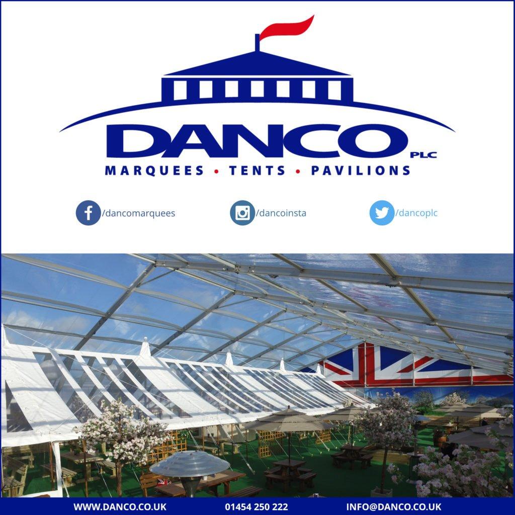 Danco Brochure - Front Cover