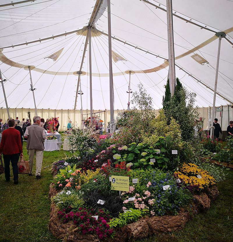 Devon County Show - Traditional Marquee