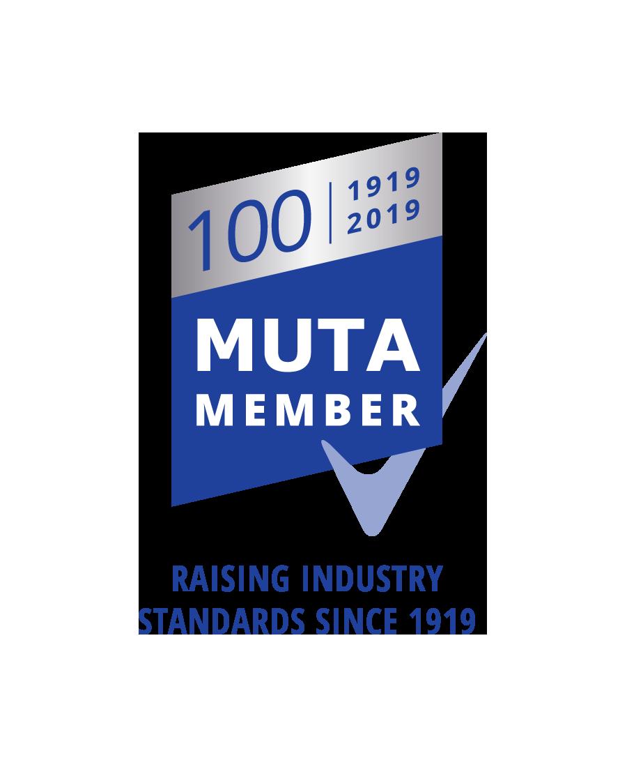 MUTA-Member-Centenary-logo