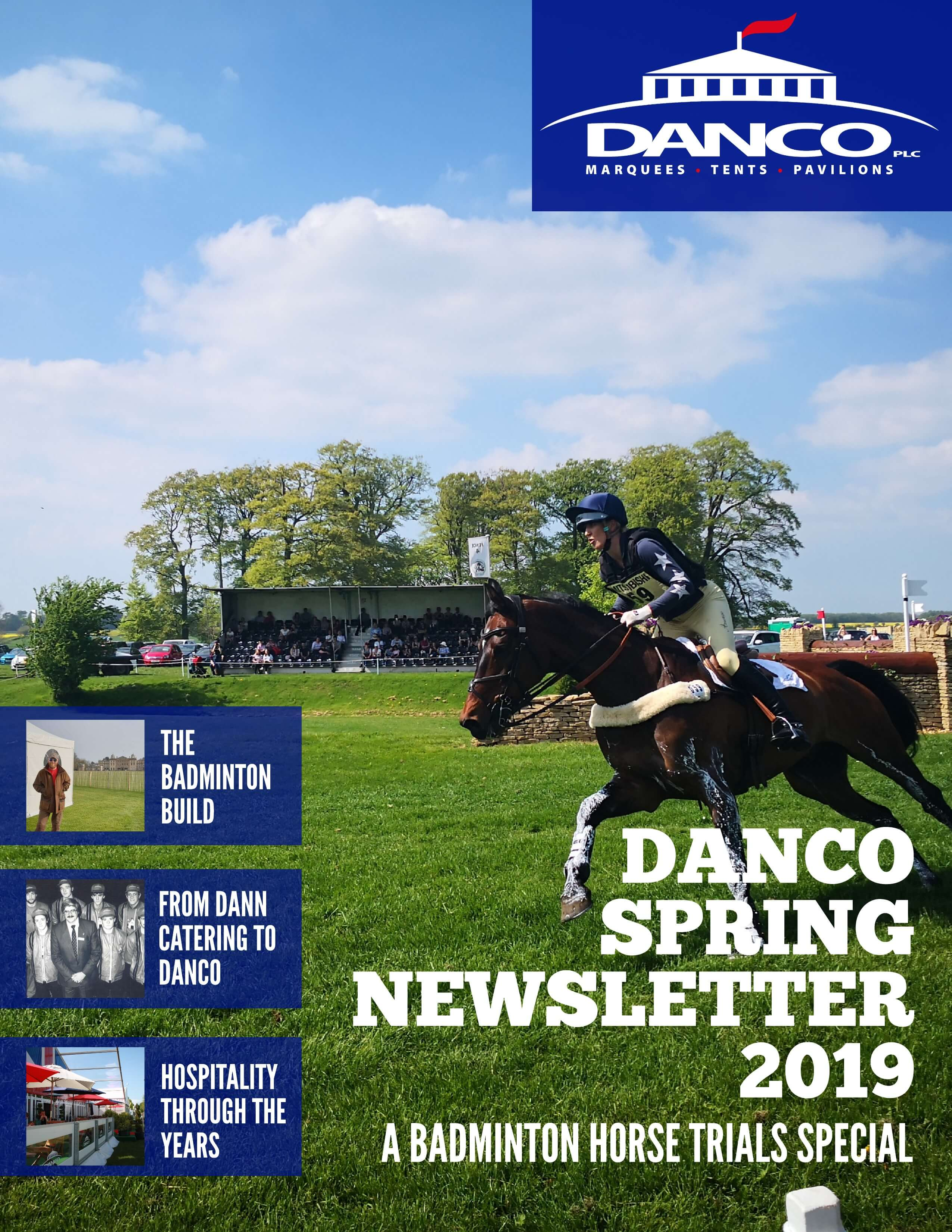 Danco Spring Newsletter 2019